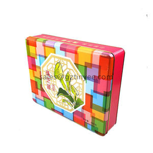 China professional biscuit box supplier