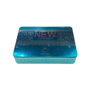 China perfume tin box supplier