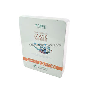 China best mask tin packaging supplier