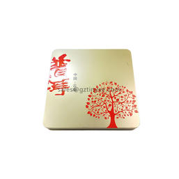 puer tea tin