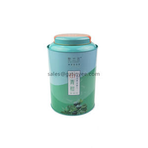 China professional tin tea caddy expert