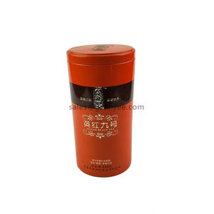 China large tea tin manufacturer