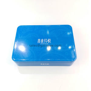 China professional tin box for cookie supplier