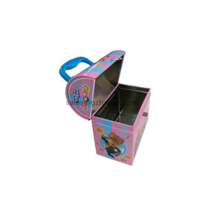 China professional metal gift tin supplier