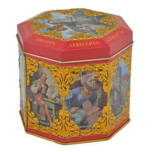 high grade tea caddy
