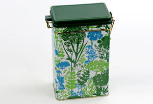 China professional loose tea caddy  manufacturer