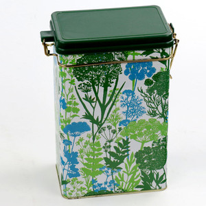 loose tea caddy