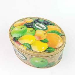 metal candy tins