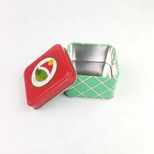 China high quality candy tin case  manufacturer