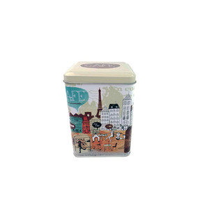 custom tea tins supplier