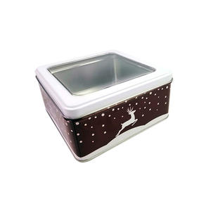 China professional OEM tin boxes manufacturer