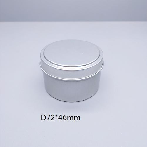 8OZ round candle tin box factory