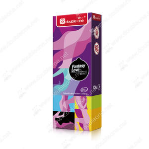 Natural Latex Condom, Combination Condom, Fantasy Love 6 In 1 Condom, Mixed flavor Condom