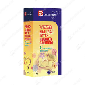 wholesale high quality Colorful Fruit Condom manufacturers suppliers