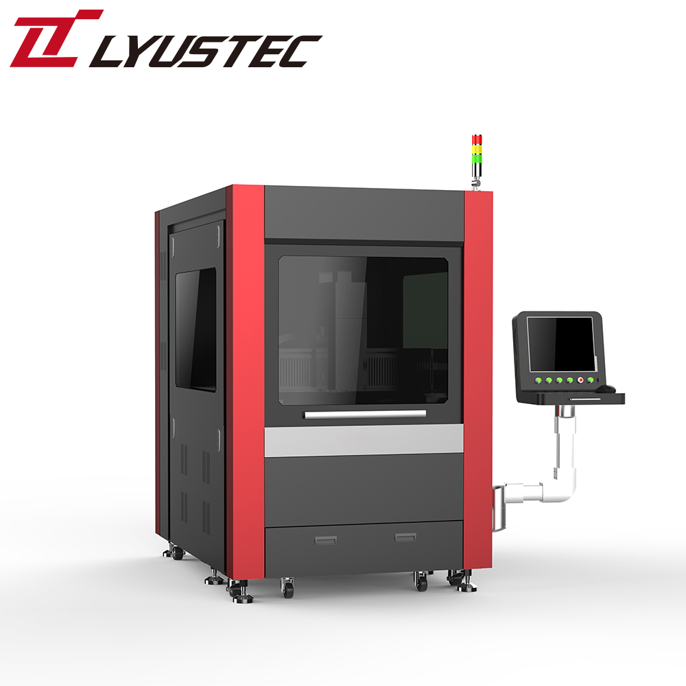 Advantages of metal laser cutting machine in plastic processing