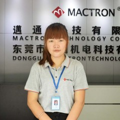 Lisa Deng, Inspection Supervisor and Pre-sales Technical Support.