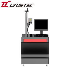 The portable mini fiber laser marking machine are used in our fiber laser marking machines.