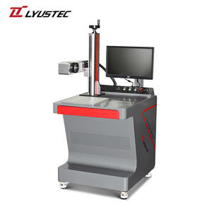 China laser marking machine for metal for sale