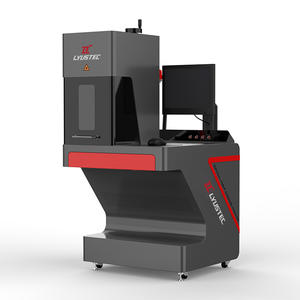 Fiber Laser Engraver Machine For Electronic