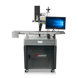 China CCD vision laser marking machine For Sale