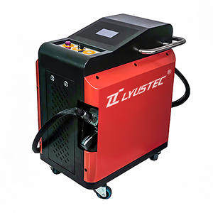 Fiber Laser Cleaning Machine CL200