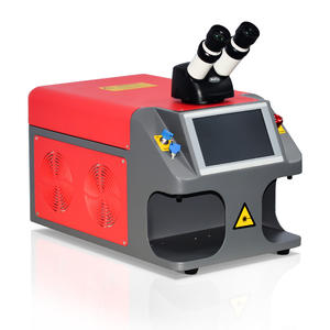 High Quality Jewelry Laser Welder (FastWelder W60J)