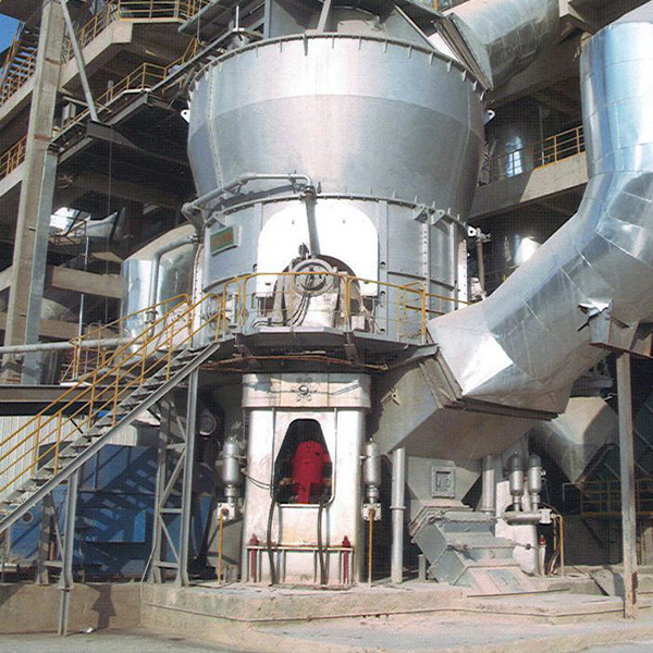 vertical mill