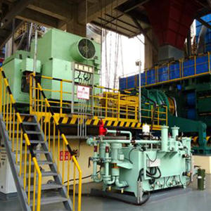 alumimium powder hydraulic roller press