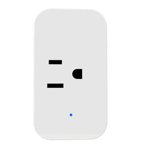 wholesale Mini Retangle US Smart Wifi Socket manufactures