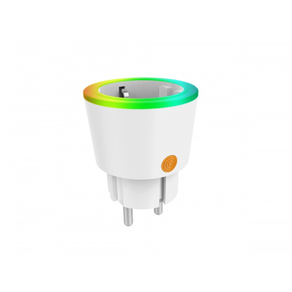 Mini-Round-Smart Wifi-Socket-PL04