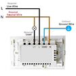 US Smart WiFi Touch Switches with One Gang TS01-1