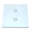 EU Smart WiFi Touch Switches with Two Gangs TS01-2