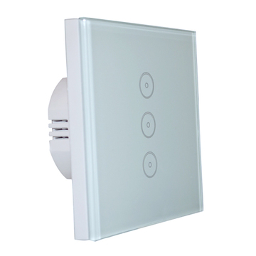 EU Smart WiFi Touch Switches with Three Gangs TS01-3