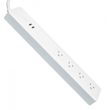 EU Smart WiFi Power Strip With USB