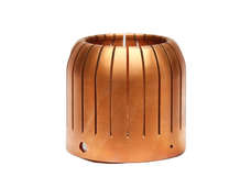 cold forging copper Electronic parts