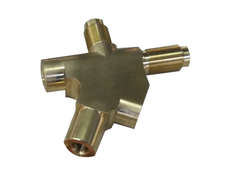 Aluminum bronze forging parts applied to marine engine