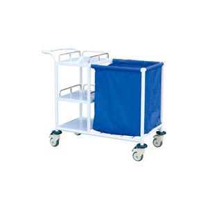 BPM-LCT01 Laundry Collecting Medical Trolley