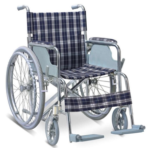 BPM-CH29 Aluminium Alloy Manual Wheelchair