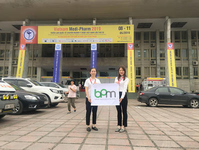 Successful Exhibition at Hanoi from May 8-11