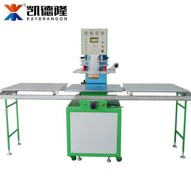 Car floor Mat Making Machine, HF Welding Machine