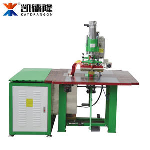 Manual Powder Puff Machine HF Welding Machine