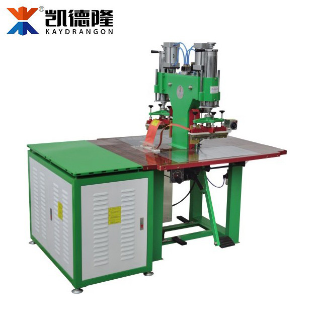 Reflective Stripe Double Head High Frequency Welding Equipment