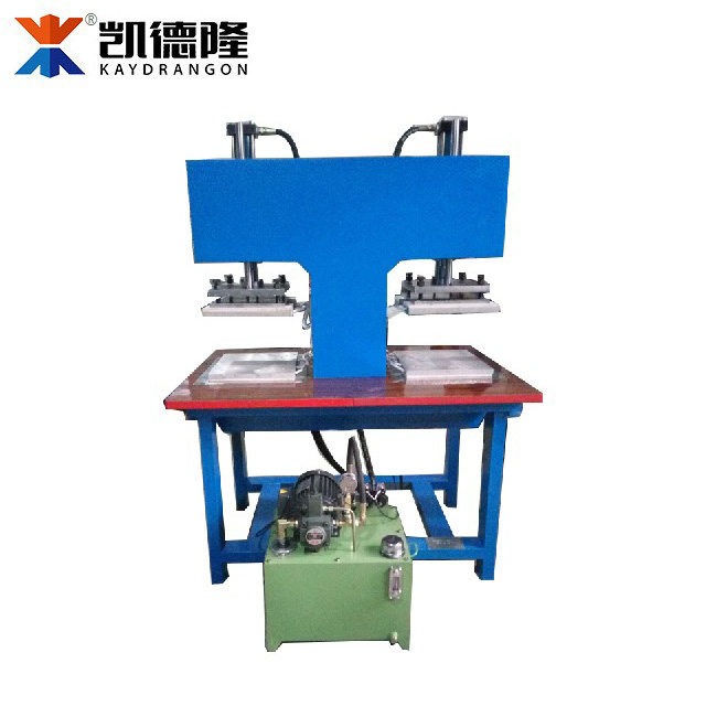 Clothing Hydraulic Pressure High Frequency Embossing Machine