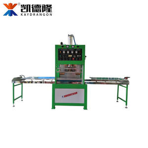 Electro-tricycle Foot Mat Carpet Making Machine, HF Embossing Machine