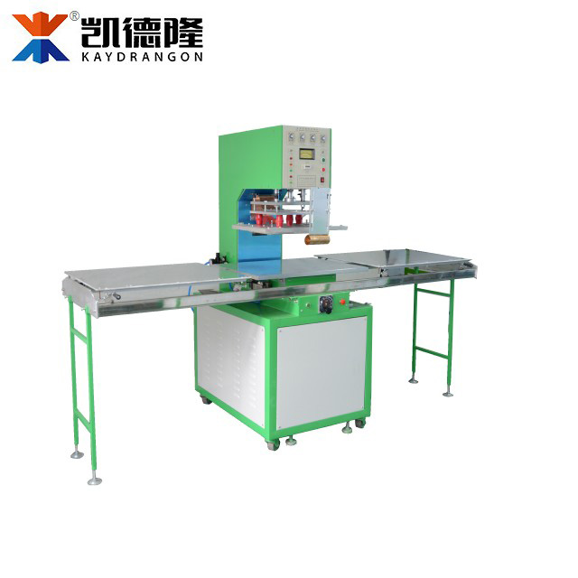 Push-tray Medical Plastic Packing Machine