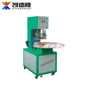 Single Head 3 Position Round Plate Blister Pack Sealing Machine