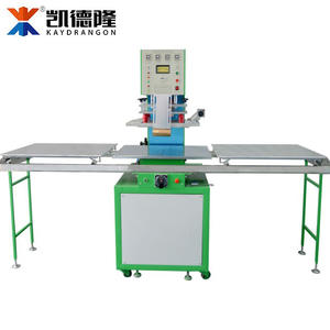 Travel Package Bag&PVC Bag Making Machine, Push-tray Type HF Welding Machine