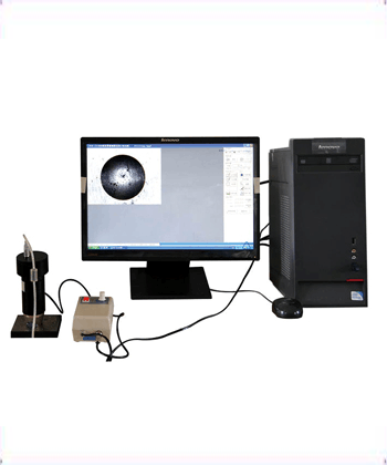 CCD brucell image processing system