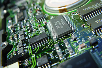 The history of the PCB(printed circuit board design)