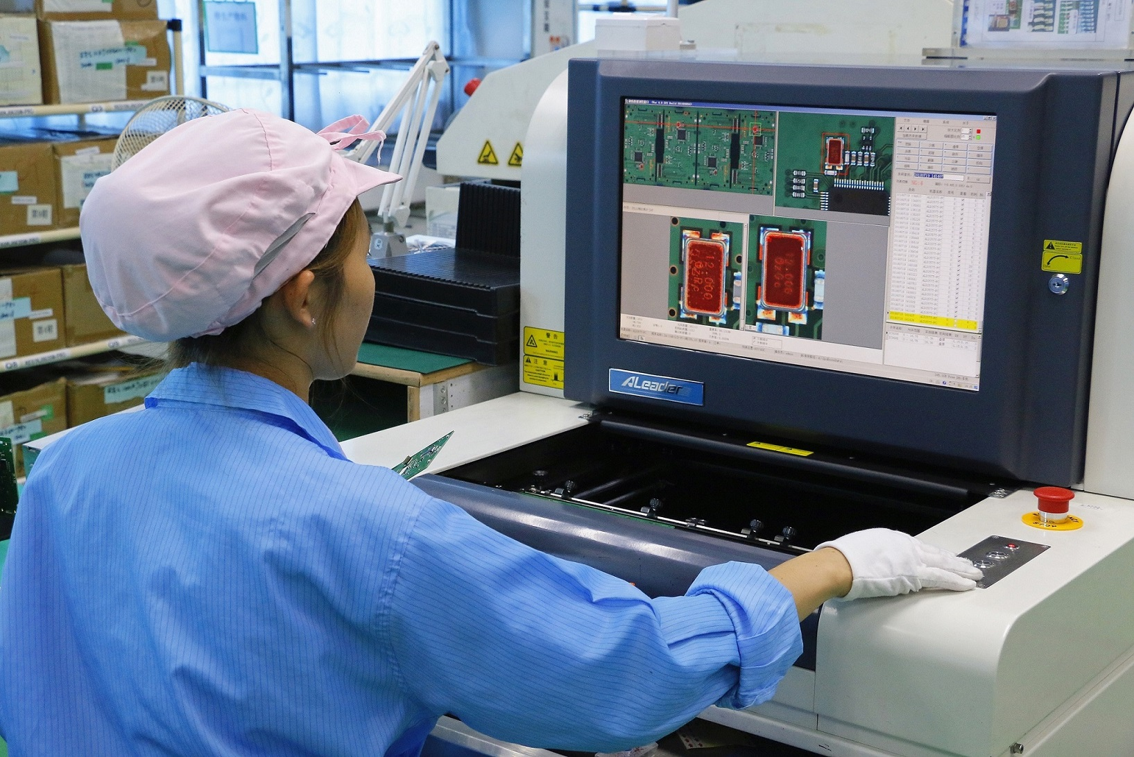 Quality Assurance Engineering In Contract Electronic Manufacturing